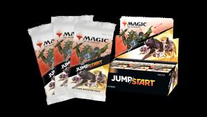 Jumpstart Booster Box 24 ct MTG Magic the Gathering NEW SEALED SHIPS 7/17!