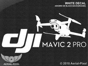 New-DJI-Mavic-2-Pro-Window-Case-Decal-Sticker-FPV-Quadcopter-UAV-Zoom-Drone