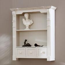 Creme Regal Einheit mit Schubladen aufbewahrungs regale display küche