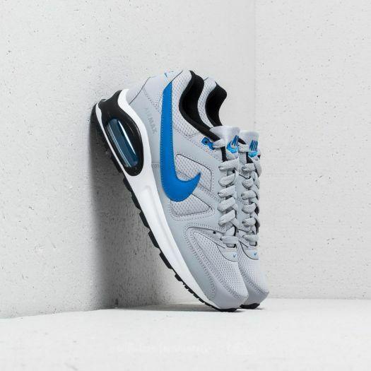 Nike Air Max Command Flex (GS) Jeunes Taille 3.5 36 euros (844346 007) GrisBleu