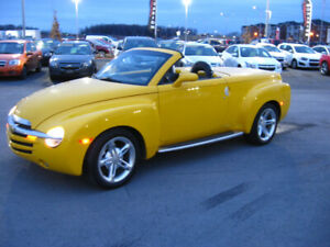 2005 Chevrolet SSR w/Corvette Engine