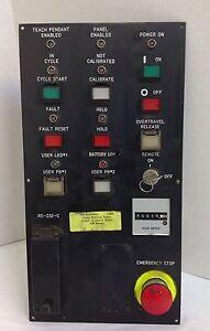FANUC-OPERATOR-PANEL-A05B-2051-C121