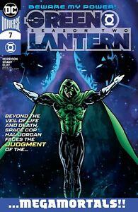 Green-Lantern-Season-2-7-NM-1st-Print-DC-Comics