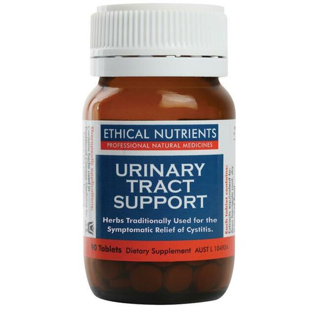 Ethical Nutrients Urinary Tract Support Tablets 90 Relief of Cystitis