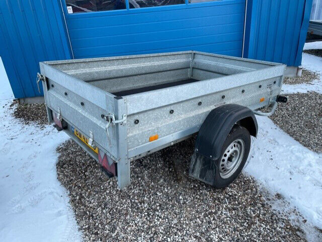 Ladtrailer, brenderup 2205, lastevne (kg): 325