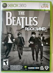 034-The-Beatles-Rock-Band-034-Microsoft-Xbox-360-2009