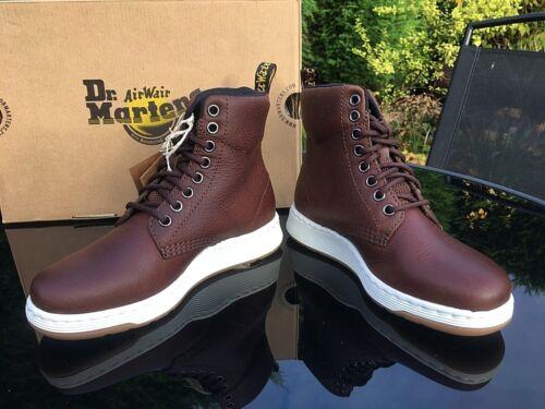 1460 Eu Dr Uk Rrp Carpathian 3 Martens Leather Boots 00 Brown Rigal Bnib 36 £ 115 wUrS4XzWUq