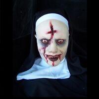 Sister DeMonica Zombie Head - Halloween Prop & Decoration - The Walking Dead
