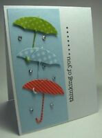 Memory Box Proper Umbrella Thin Metal Die, Shower