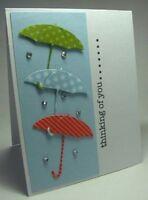 Memory Box Proper Umbrella Thin Metal Die, Shower