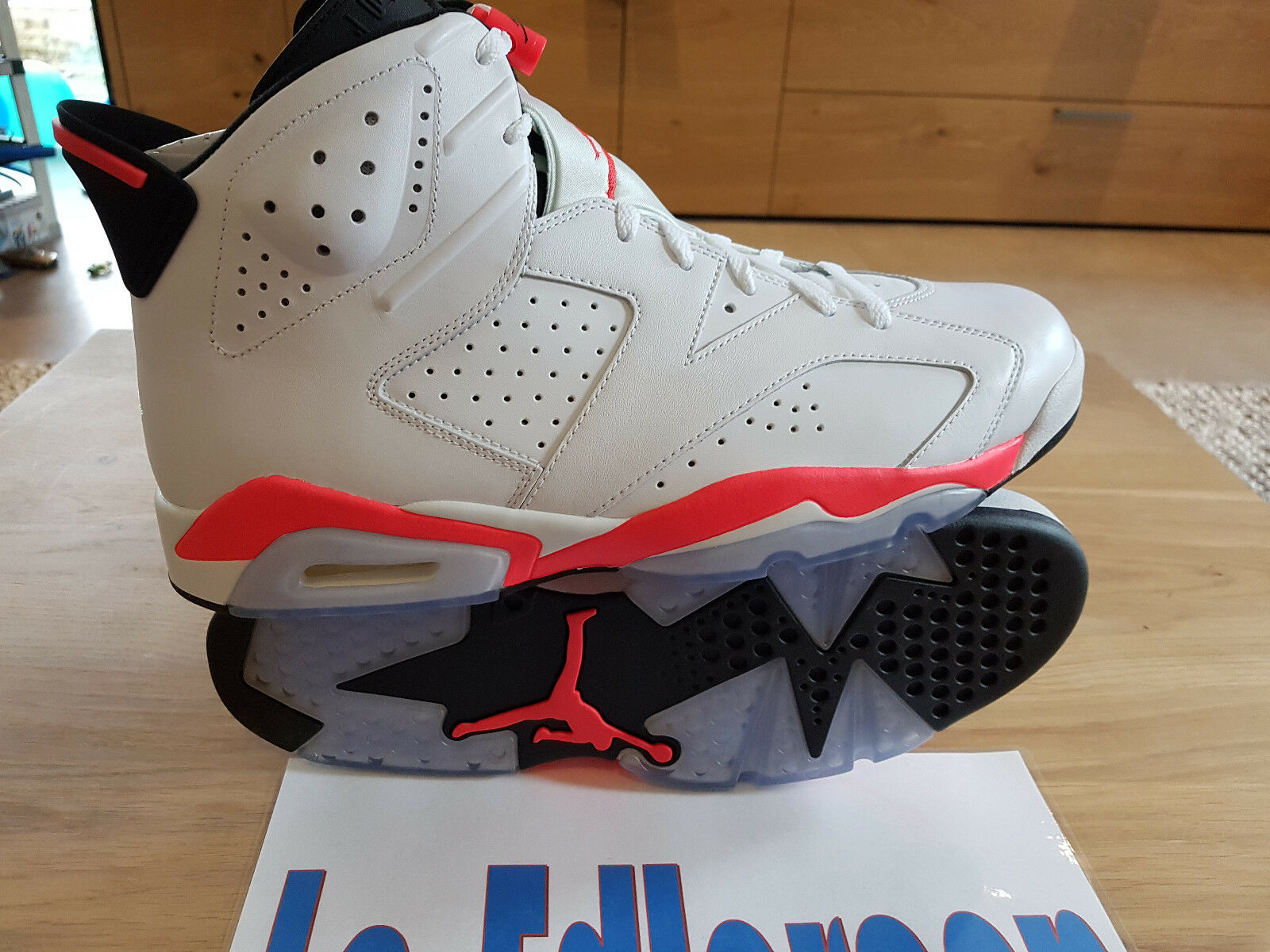 NIKE Air Jordan 6 VI NIB US13 wow