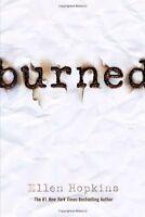 Burned By Ellen Hopkins, (paperback), Margaret K. Mcelderry Books , New, Free Sh on sale