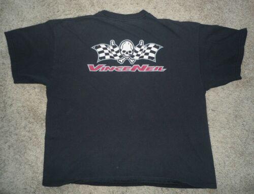 VINCE NEIL TOUR 2003 T-SHIRT**MOTLEY CRUE**