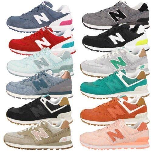 New Balance Wl 574 Chaussures pour Femme WL574 Baskets Baskets Baskets Loisirs 373 574 410 554 5447cf