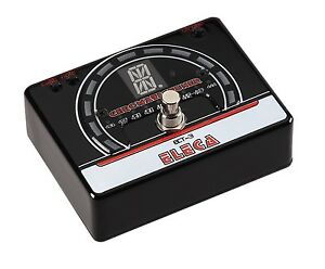 ELECA EFFECT PEDAL CHROMATIC TUNER, ECT-3