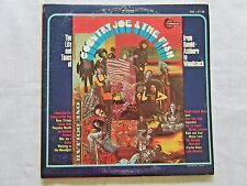 Country Joe & the Fish from Haight-Ashbury to Woodstock Vanguard 1A/1A 2 LPs NM