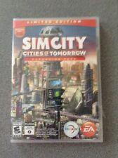 SimCity (Sim City): Cities of Tomorrow PC/MAC  Digital download - No Disc    NEW