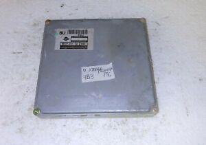 2001 Nissan Frontier or Xterra ecm ecu computer MEC07-381