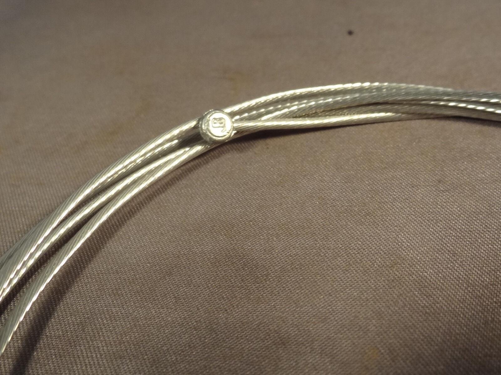 1 Schwinn Derailleur Gear Cable Wire for Vintage Varsity Continental LeTour Bike