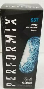Performix SST with Capsimax Thermogenic Supplement 40 Count Exp. 11/21