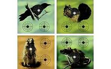 Crosman Full Color Varmint Targets 20 Pack 0496