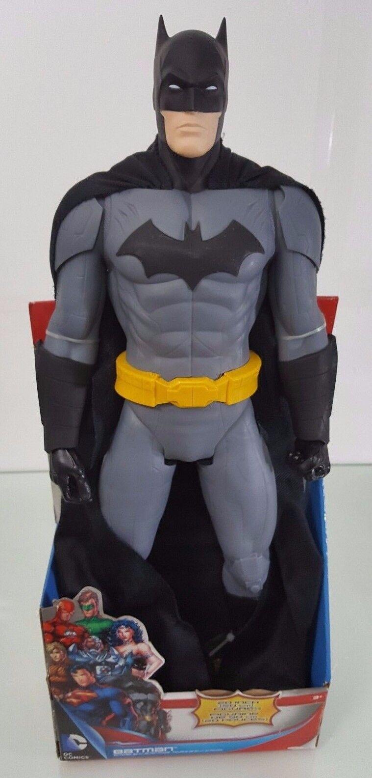JAKKS grandes higos 20  Batman Figura de Acción DC Comics Liga De La Justicia