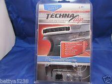 Techna Belt Clip for the GLOCK 42 TECHNA CLIP GUN CLIP AMBIDEXTROUS