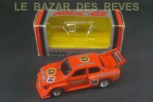 BANDAI. BMW 320 TURBO. REF: 7. + Boite.  1/43.