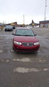 Saturn ion car