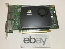 Dell 0r784k NVIDIA QUADRO FX 580 512mb VRAM Graphics Card GPU Video