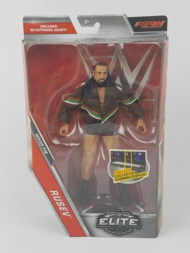 WWE Rusev Elite Action figure figurine Mattel Series 46