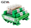 GEYA-4-Channel-Omron-Relay-Module-2NO2NC-DPDT-PLC-RELAY-Interface-12-24V-AC-DC miniature 1