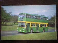 POSTCARD LONDON COUNTY BUS AF3 - 1972 DAIMLER CRL 6