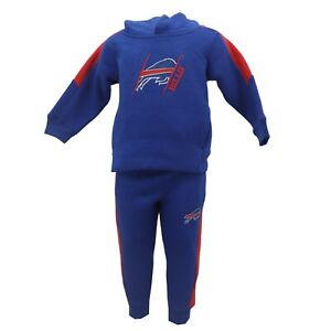 check out 777e6 8dc52 Buffalo Bills NFL Apparel Baby Infant Size 2 Piece Hooded ...