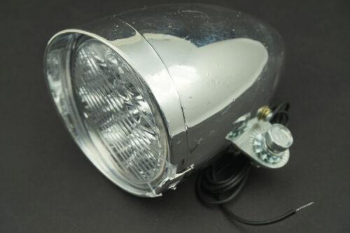 Ride on Bicycle Motorized Bike Friction Generator Dynamo Headlight Tail Light