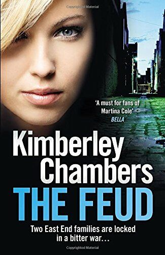 1 of 1 - The Feud by Chambers, Kimberley 1848091419 The Cheap Fast Free Post
