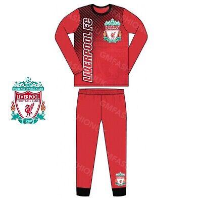 Liverpool FC Boys Football Club Pyjamas