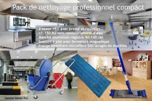 Pack De Nettoyage Professionnel Ultra-compact Complet Hrixlbpr-08002435-405951322