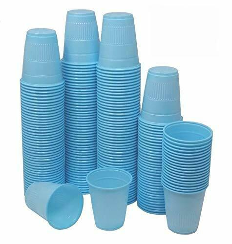 Tashibox 5 Disposable Plastic Cups