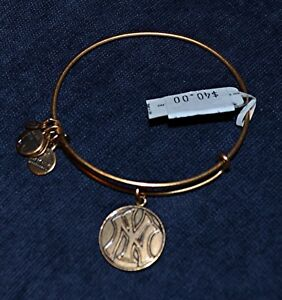 Alex Ani Gold Ny Bracelet Yankees