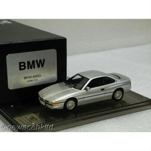 BMW 850CI argent métallisé Century Dragon 1 43  CDBM - 1001D