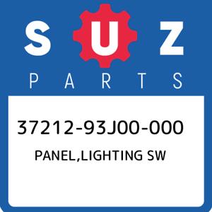 37212-93J00-000-Suzuki-Panel-lighting-sw-3721293J00000-New-Genuine-OEM-Part