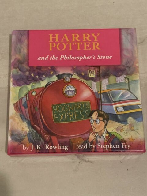 Stephen Fry – Harry Potter and the Philosopher's Stone Audiobook – Stephen King Audiobooks