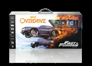 ANKI OVERDRIVE Fast & Furious Edition Starter Kit Autorennbahn Robotic Supercars