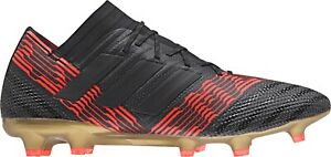 Adidas nemeziz 17.1 Homme Chaussures De Football Noir Terre Ferme Elite Pro Boot Soccer