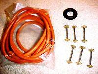 Treadle Belt, Instructions, 6 Bobbins & A Bobbin Winder Ring Fits Many Machines