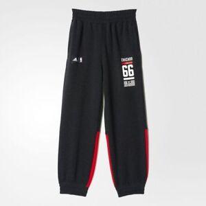 Details zu ADIDAS NBA CHICAGO BULLS [ GR. 176] JOGGINGHOSE Y FNWR PANT AH5085 NEU & OVP