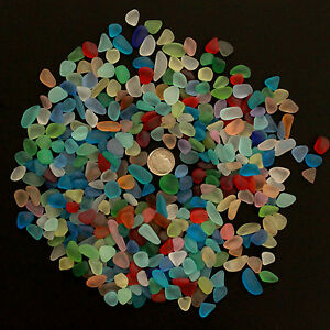 sea-beach-glass-mixed-color-lot-bulk-wholesale-blue-green-red-yellow-jewelry-use
