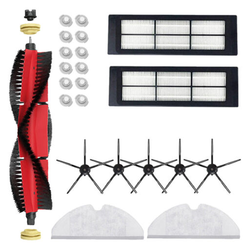 For Xiaomi Roborock S6 S5 Max S60 S65 S5 S50//S55 Mop Cloths Brush Filter Kits