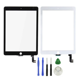 Details about New Glass Touch Screen Digitizer Replacement for iPad Air 2  2nd Gen,A1566,A1567